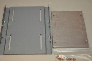 SSDの付属品一覧