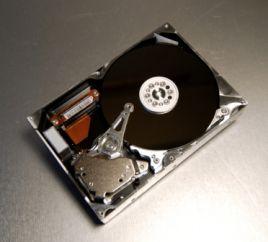 HDDのデータ復旧