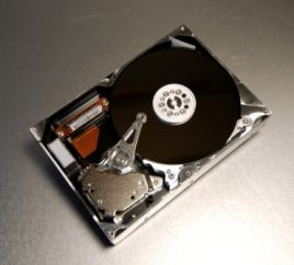 HDD(ハードディスク)の復旧・修復方法
