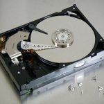 ハードディスクの修理