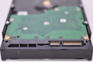 ハードディスクのコネクタ(接続部分)が破損してしまった
